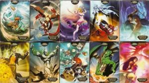 All 10 original decks