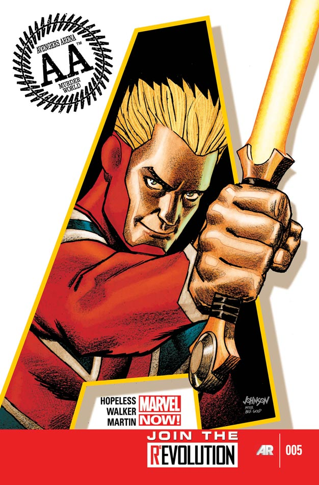 AvengersArena_5_Cover