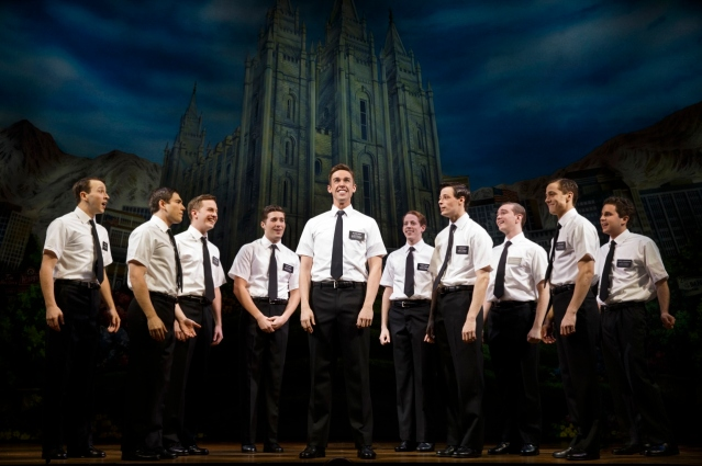 The-cast-of-the-2nd-National-Tour-of-The-Book-of-Mormon