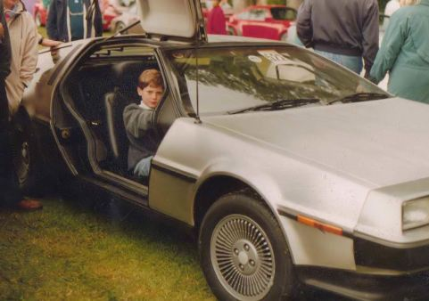 youngDelorean