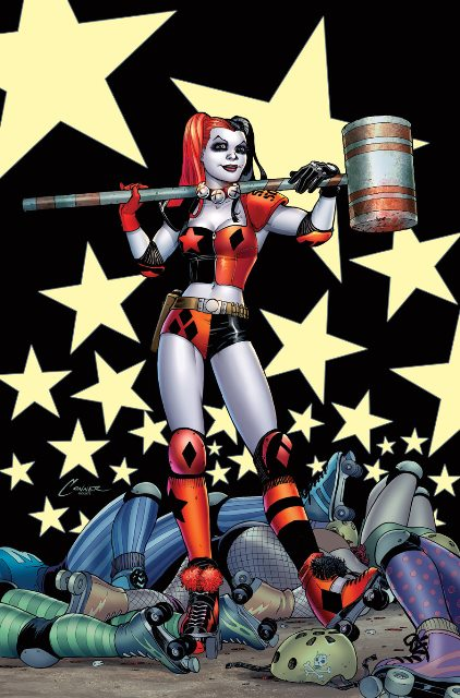 DC-Comics-New-52-December-2013-Solicitations-Harley-Quinn-1