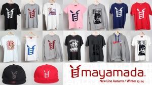 mayamada-new-line-2013