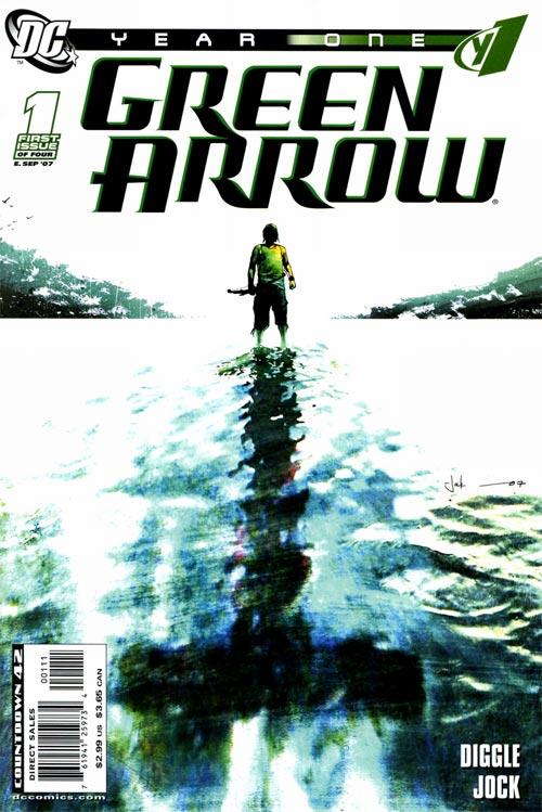 Green_Arrow_Year_One