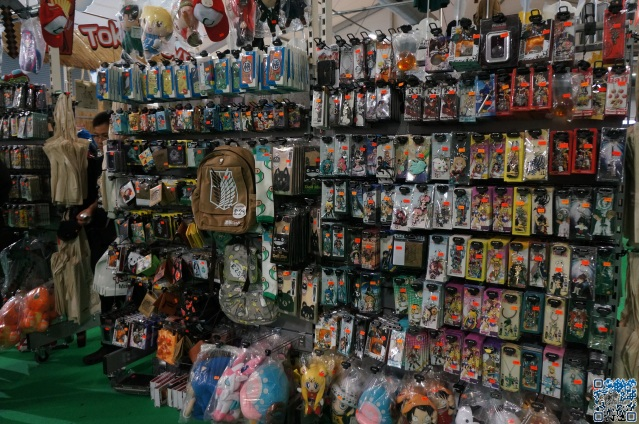 TokyoToys Stall at MCM Belfast Comic Con