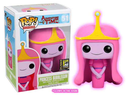 Adventure-Time-Glow-In-The-Dark-Princess-Bubblegum-Pop-Vinyl-Figure-Funko-SDCC-2014-Exclusive
