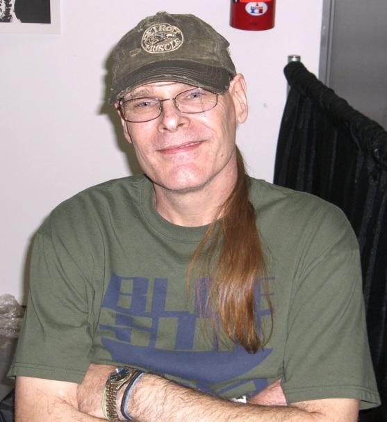 James O'Barr (Creator of The Crow)