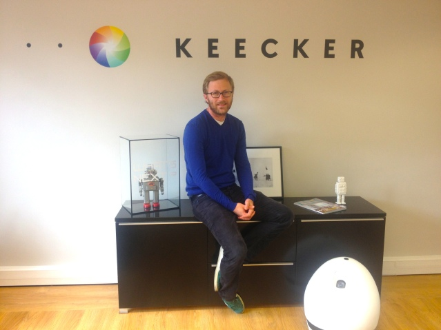 KEECKER Founder Pierre Lebeau