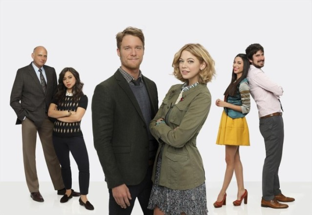 Manhattan Love Story - Promotional Cast Photo