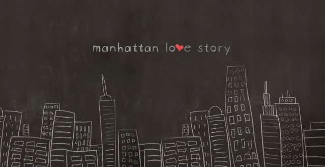 Manhattan-Love-Story