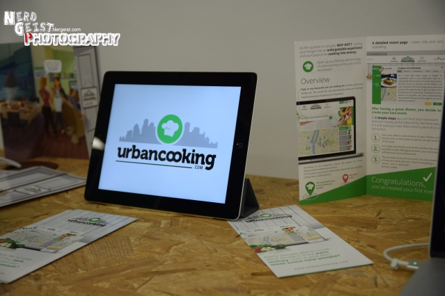 Urban Cooking Ipad