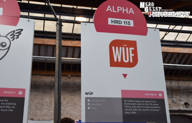 Wuf stand