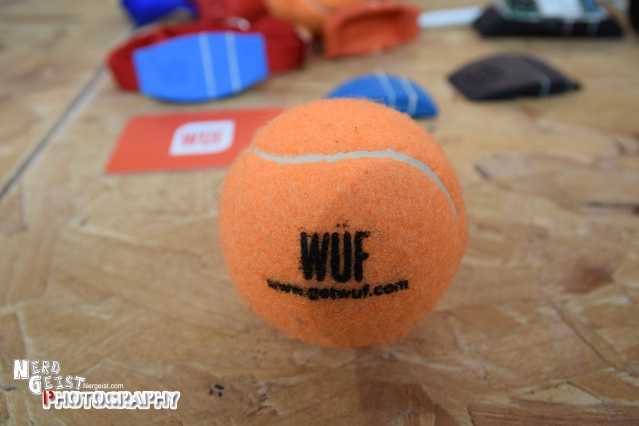 Wuf Tennis Ball
