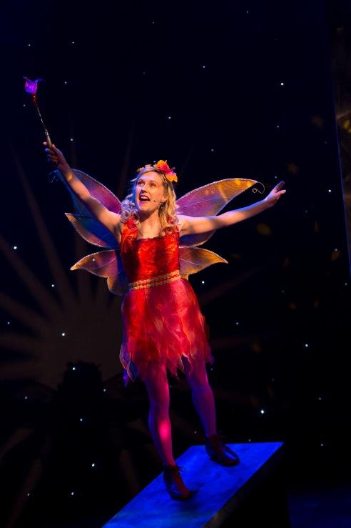 Kathryn Aiken – as the magical fairy 'Firefly'