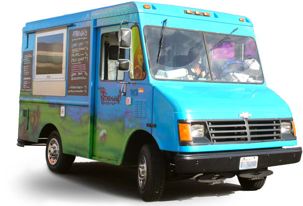 Food Truck Alley At Emerald City Comic Con 2015 Nerdgeist