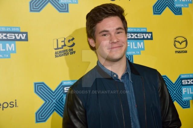 Adam DeVine at the world premiere for The Final Girls at SXSW 2015 Film Festival on Friday 13th March.