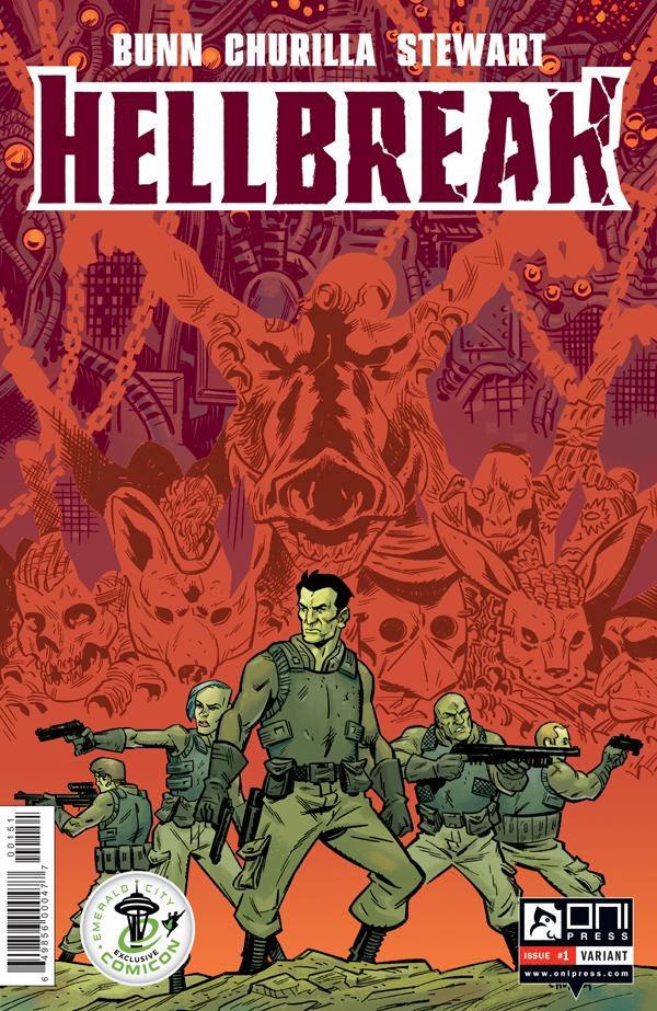 Hellbreak - 6 Tomes