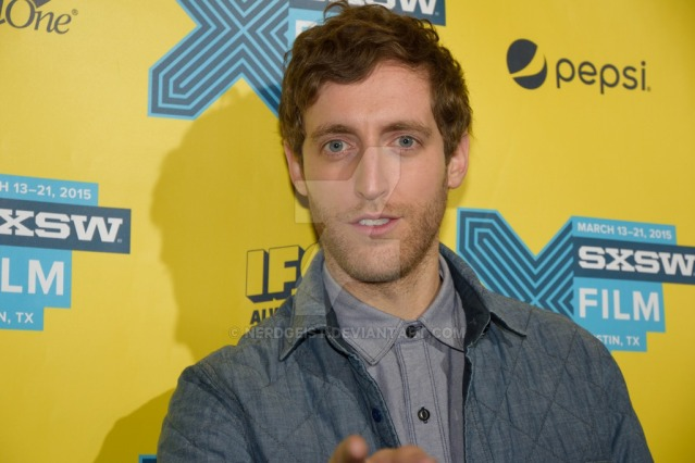 Thomas Middleditch at the world premiere for The Final Girls at SXSW 2015 Film Festival on Friday 13th March.