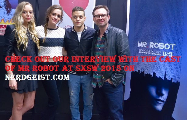 Mr Robot cast photo 2