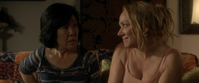 (Left) Sharon Omi, (Right) Nicole Sullivan - Courtesy of Wolfe Video