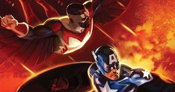 Classic-Falcon-Captain-America