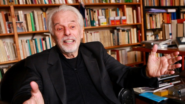 Jodorowsky Himself the Mad genius