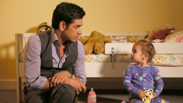 GRANDFATHERED: Pictured: John Stamos as Jimmy. ©2015 Fox Broadcasting Co. CR: Jennifer Clasen/FOX