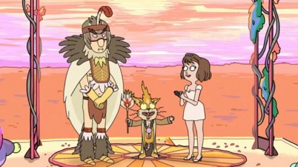 Dan Harmon as Bird Person