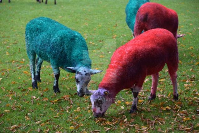 coloured_goats_at_web_summit_2015_by_nerdgeist-d9fkqdi