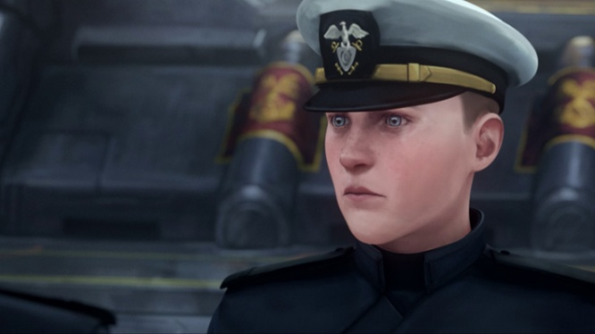 A young master chief before he became what we know him as