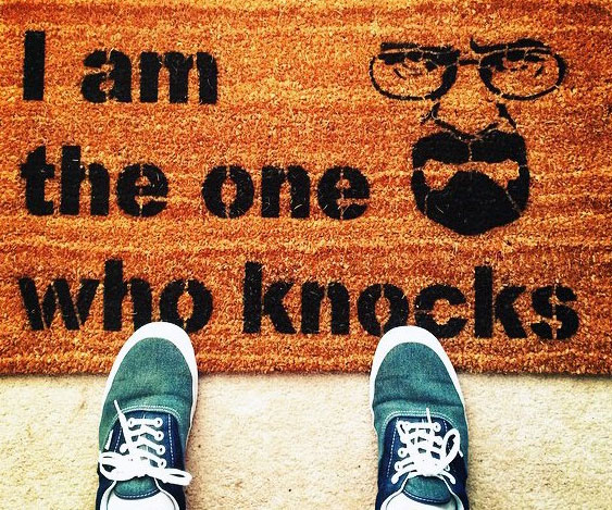 i-am-the-one-who-knocks-doormat