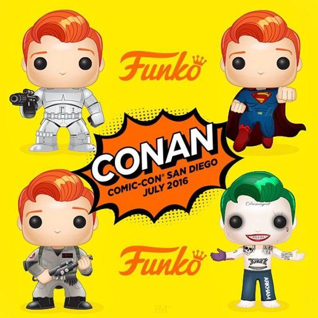 Conan Funko Pop
