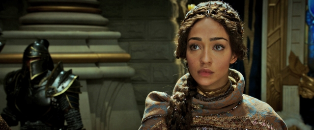 "Lady Taria (RUTH NEGGA) is a wise and just queen in Legendary Pictures and Universal Pictures' ""Warcraft,"" an epic adventure of world-colliding conflict based on Blizzard Entertainment's global phenomenon."