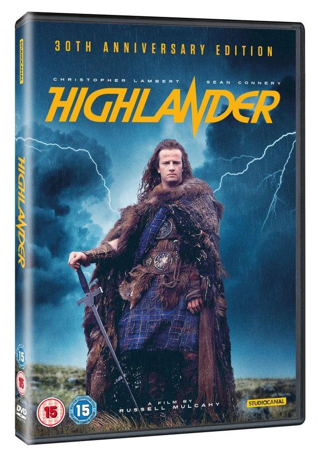 HIGHLANDER_3D_DVD