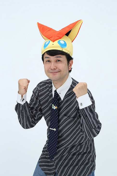 Pokemon Adventures Writer Hidenori Kusaka