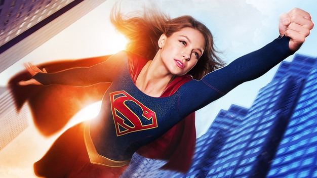 Several aspects of the Supergirl Tv series have been rolled over into this new book