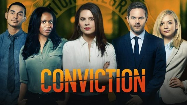 Conviction  >> Conviction 2016 Tv Pilot Review Nerdgeist