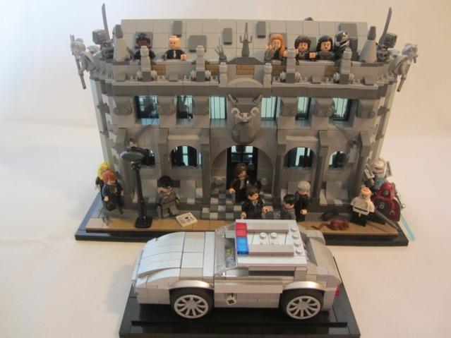 Gotham Lego