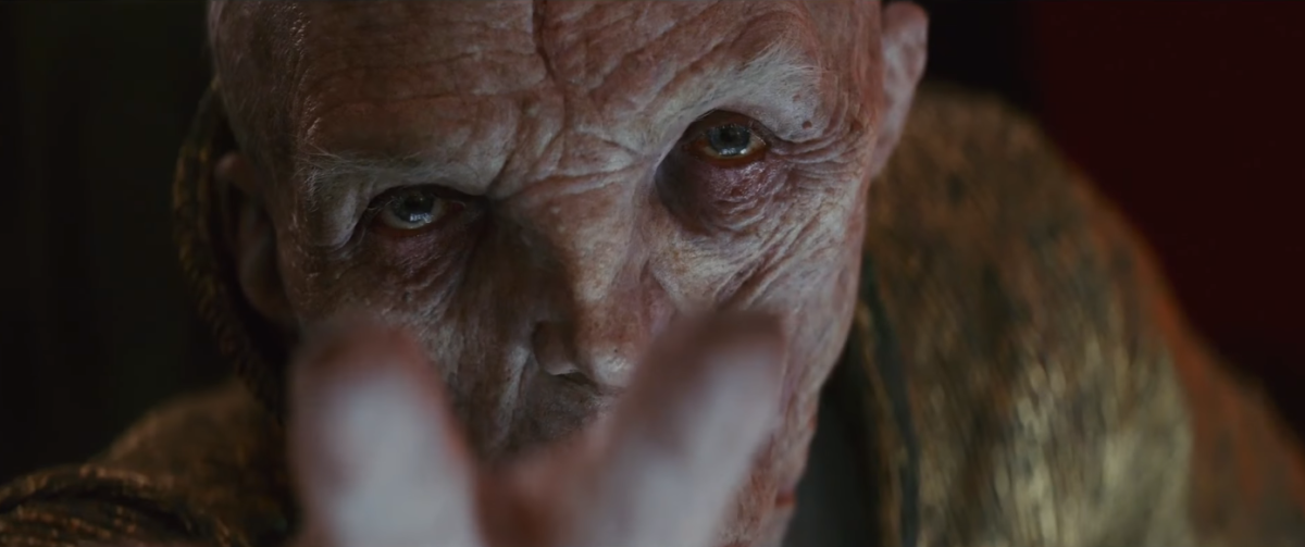 What is Supreme Leader Snoke?