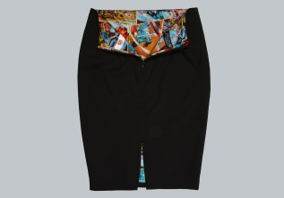 marvel-vintage-print-womens-pencil-skirt5