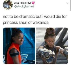 Princess-Shuri-Wakanda-Black-Panther-meme