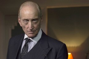 WARNING: Embargoed for publication until 00:00:01 on 03/12/2015 - Programme Name: And Then There Were None - TX: n/a - Episode: n/a (No. n/a) - Picture Shows: Judge Wargrave (CHARLES DANCE) - (C) Mammoth Screen - Photographer: Des Willie